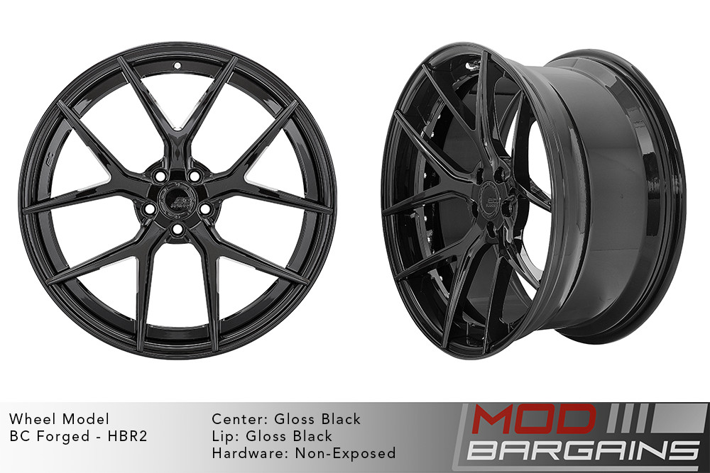 BC Forged Modular HBR2 Wheels Modbargains
