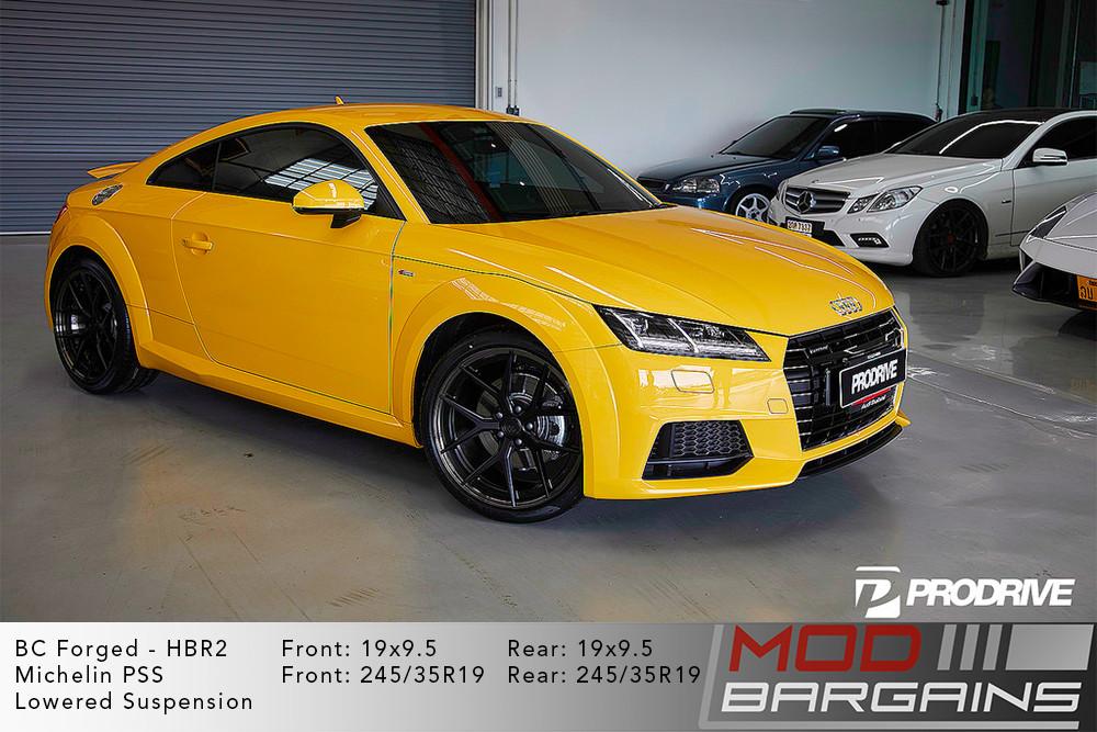 Audi MK3 TT BC Forged HBR2 Wheels ModBargains
