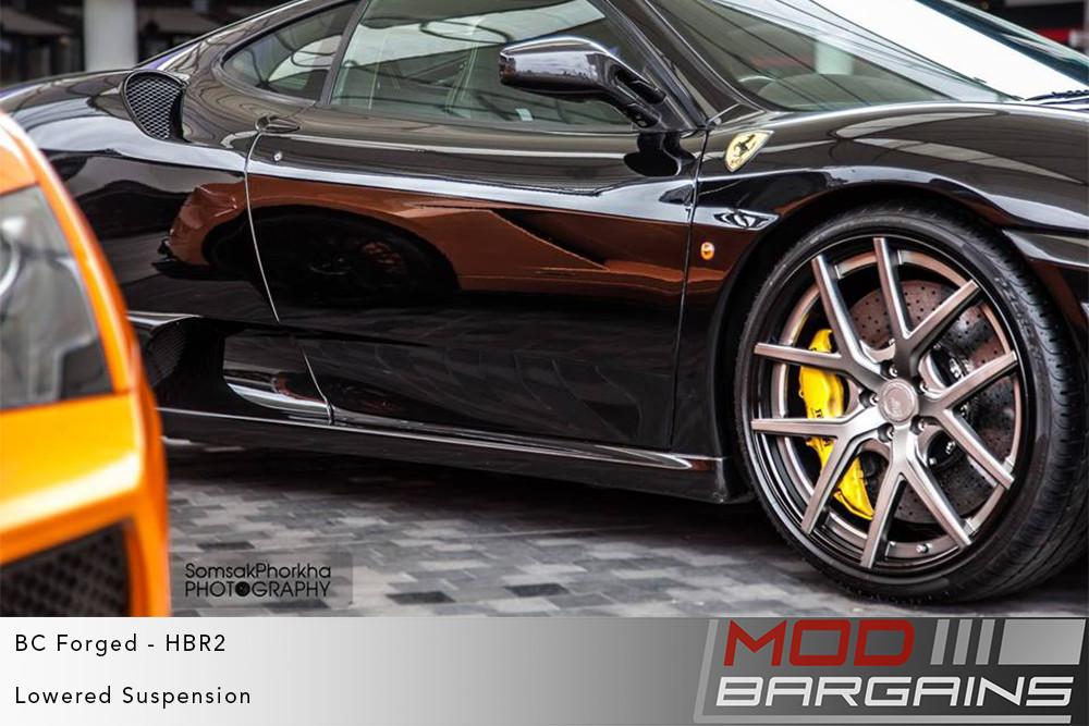 Ferrari F430 BC Forged HBR2 Wheels ModBargains
