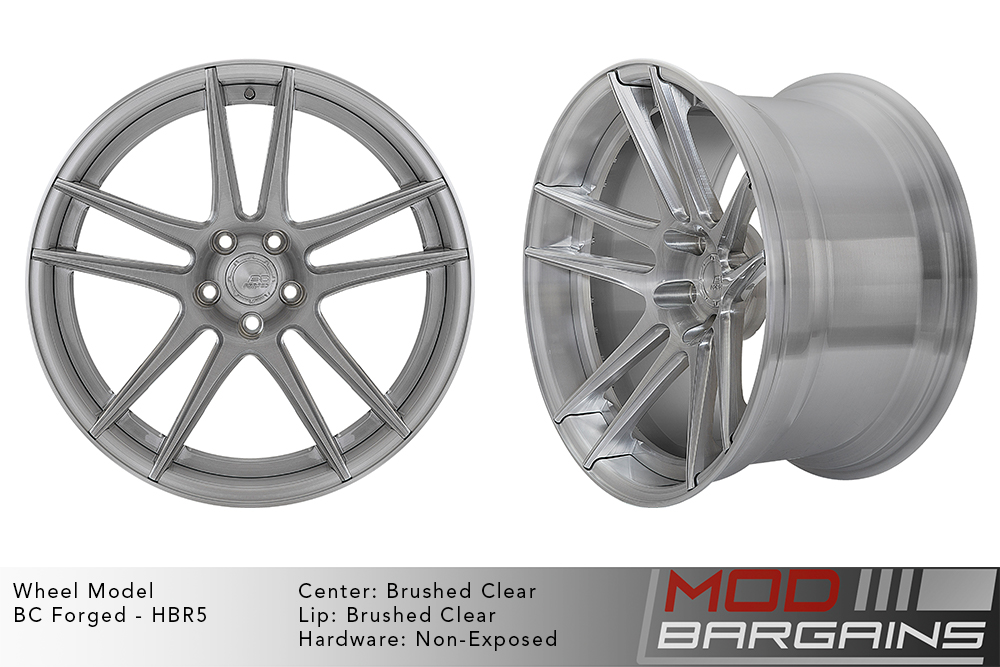 BC Forged Modular HBR5 Wheels Modbargains
