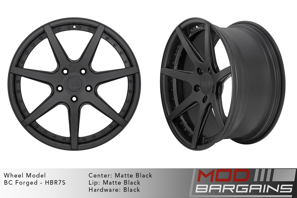 BC Forged Modular HBR7 Wheels Modbargains