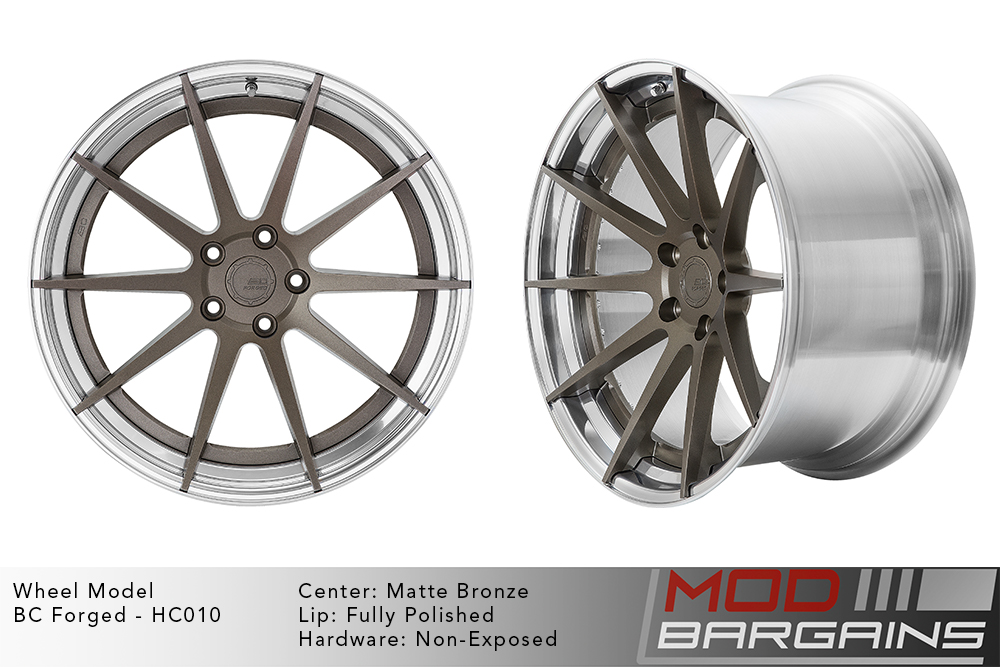 BC Forged Modular HC010 Wheels Modbargains