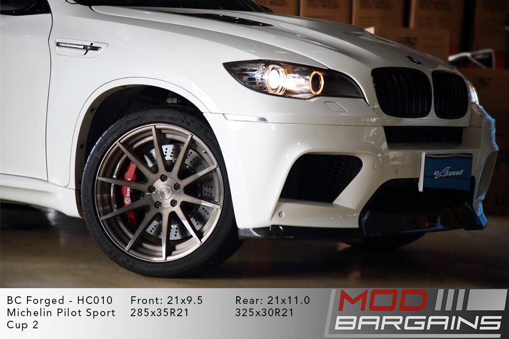 BMW E71 X6M BC Forged HC010 Wheels ModBargains