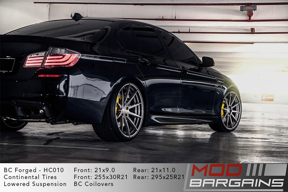 BMW F10 5-Series BC Forged HC010 Wheels ModBargains