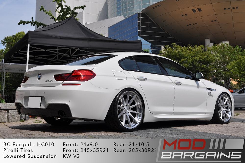 BMW F06 640i BC Forged HC010 Wheels ModBargains