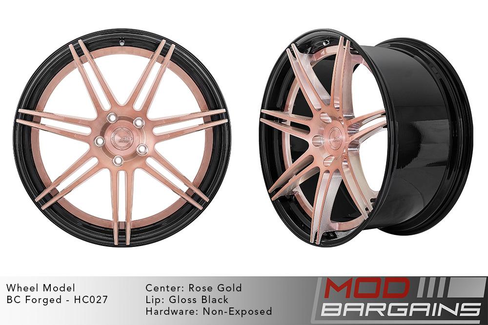 BC Forged Modular HC027 Wheels Modbargains