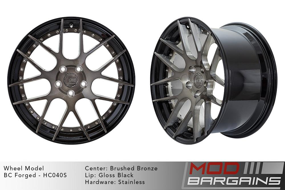 BC Forged Modular HC040 Wheels Modbargains