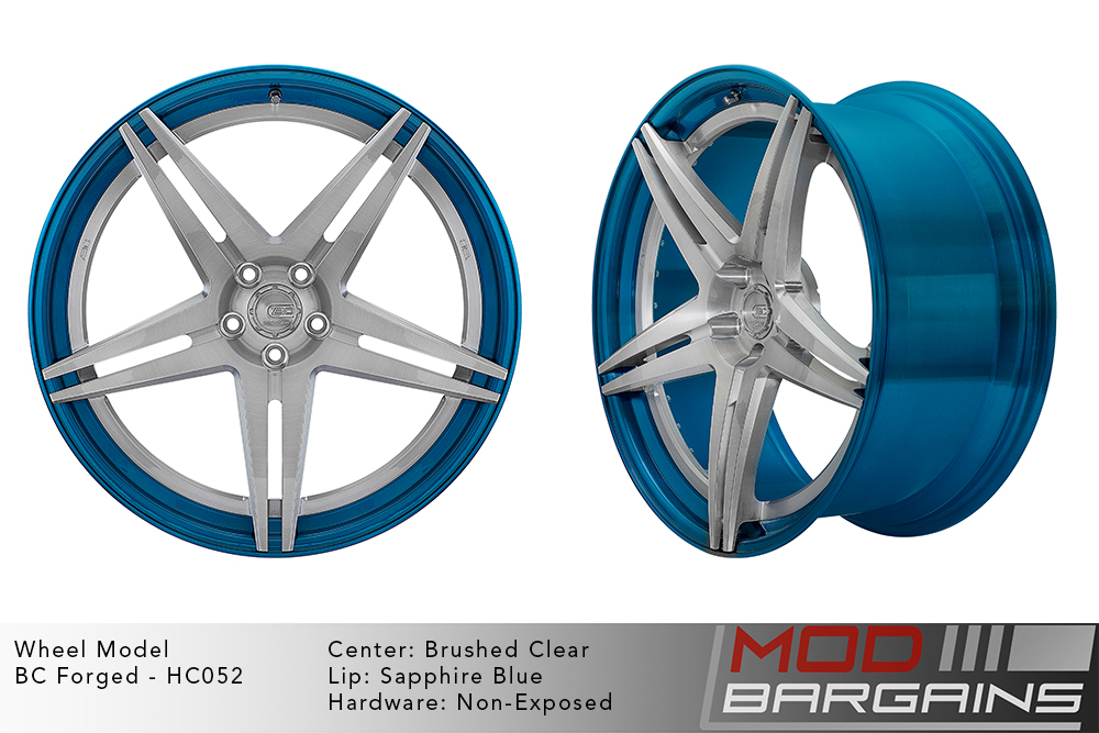 BC Forged Modular HC052 Wheels Modbargains