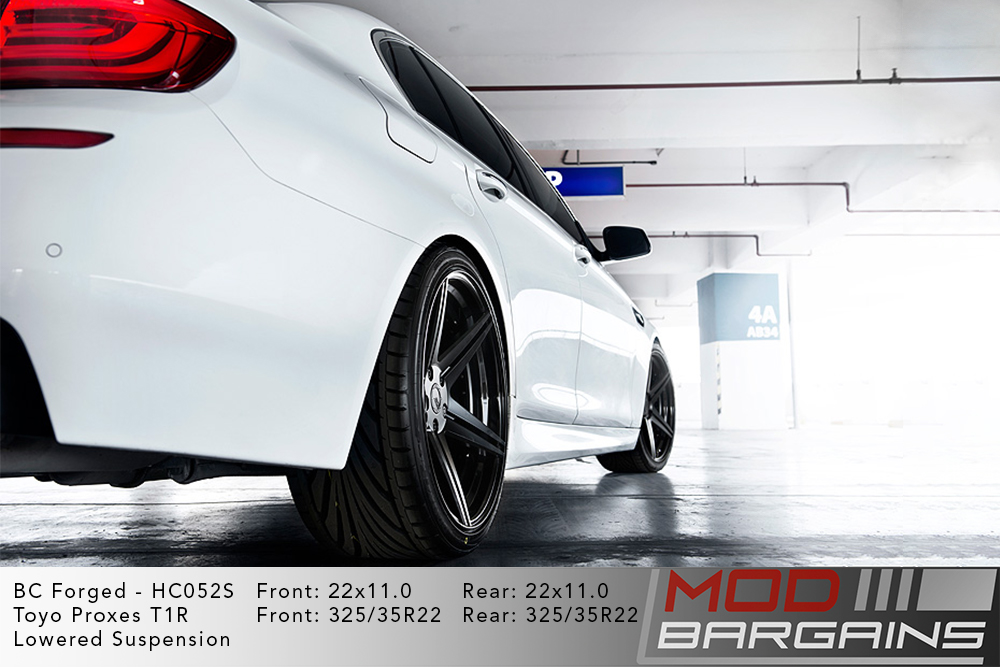 BMW F10 M5 BC Forged HC052 Wheels ModBargains
