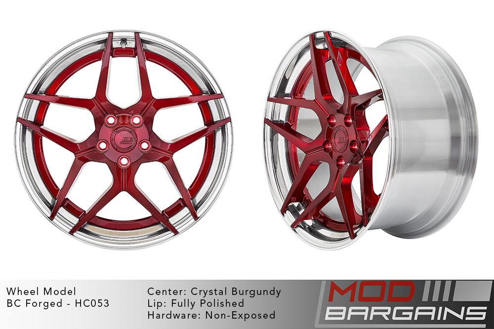 BC Forged Modular HC053 Wheels Modbargains