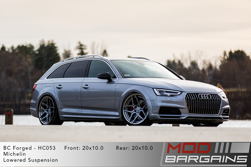 Audi B9 A4 Allroad BC Forged HC053 Wheels ModBargains