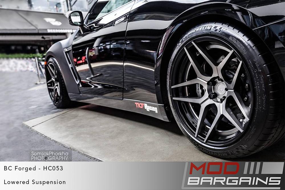 Nissan R35 GTR BC Forged HC053 Wheels ModBargains