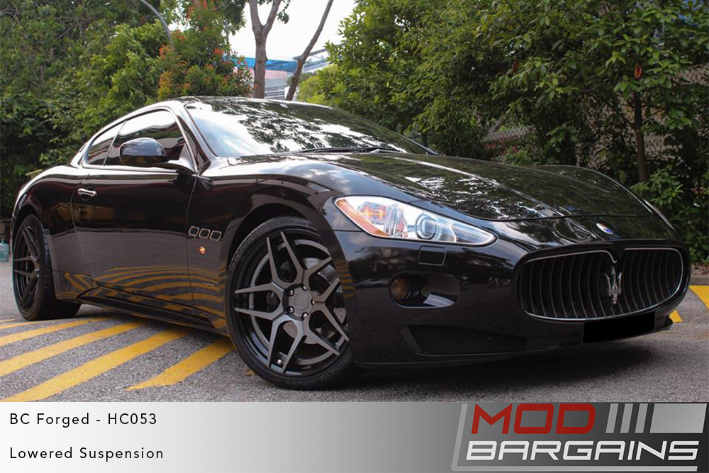 Maserati Gran Tourismo BC Forged HC053 Wheels ModBargains
