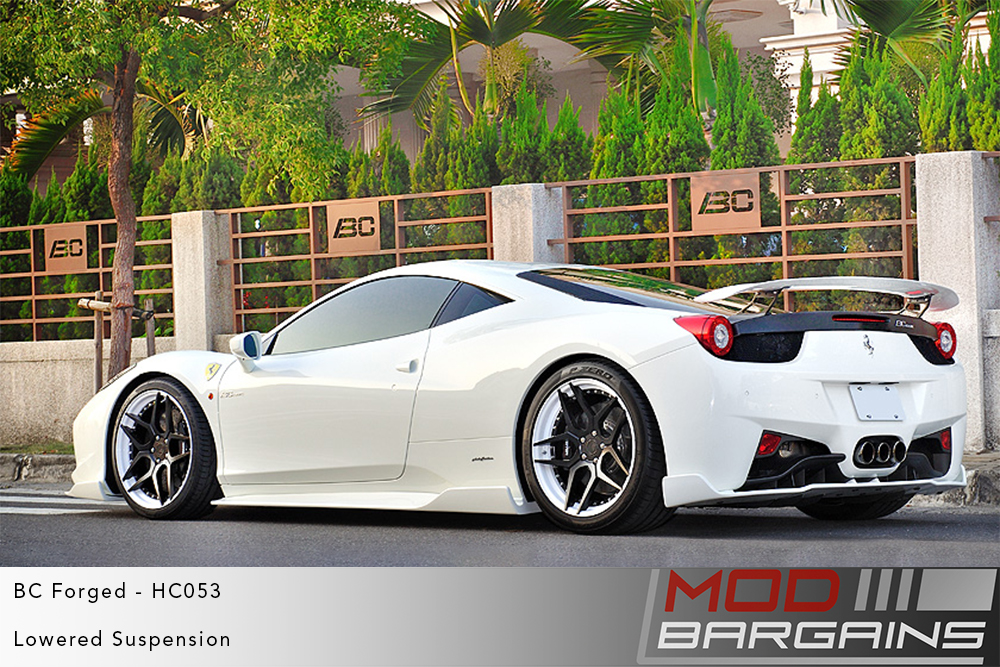 Ferrari 458 Italia BC Forged HC053 Wheels ModBargains