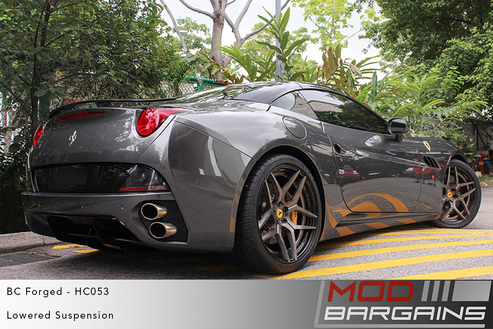 Ferrari California BC Forged HC053 Wheels ModBargains