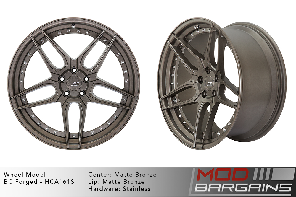BC Forged Modular HCA161S Wheels Modbargains