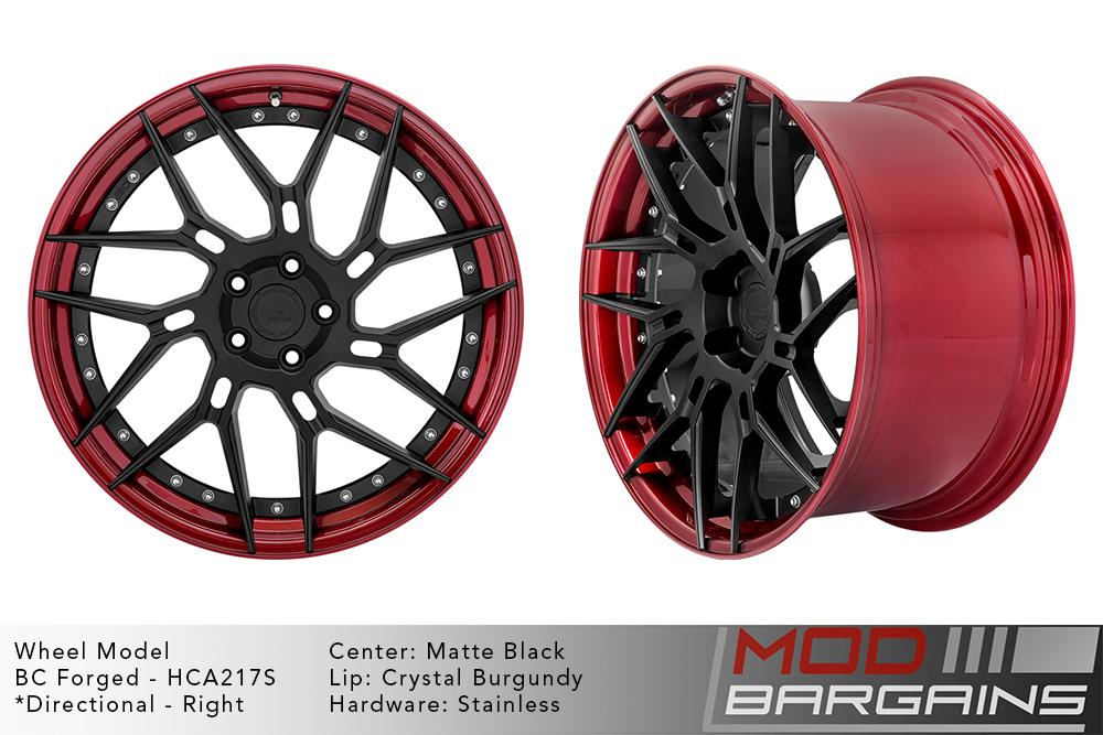 BC Forged Modular HCA217 Wheels Modbargains