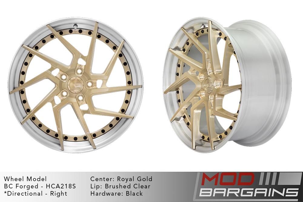BC Forged Modular HCA218 Wheels Modbargains