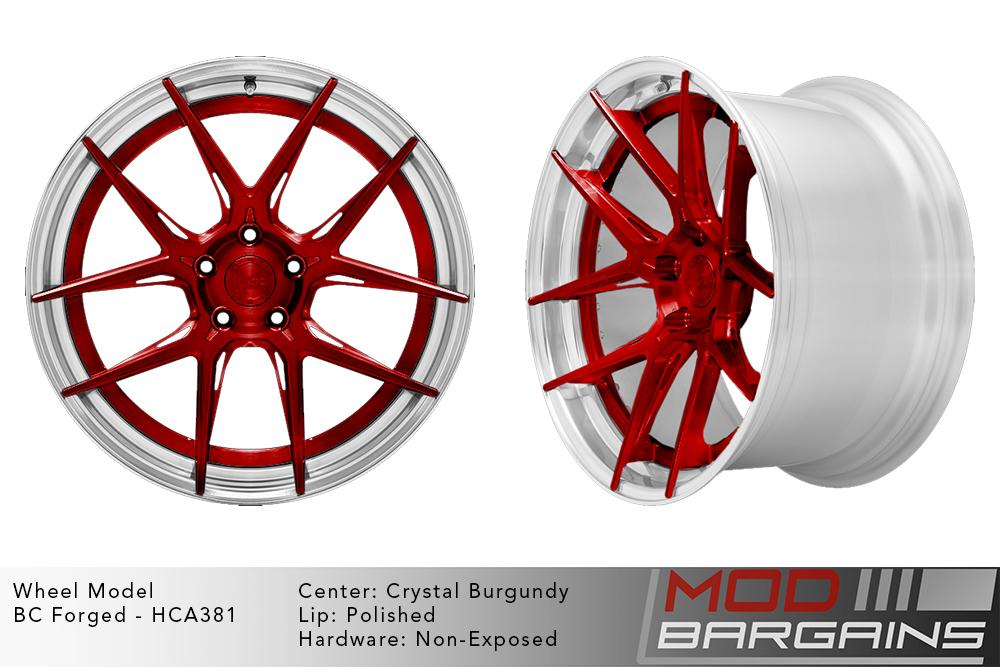 BC Forged Modular HCA381 Wheels Modbargains
