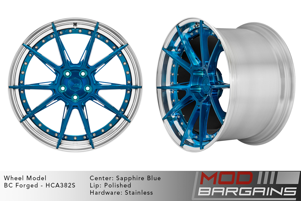 BC Forged Modular HCA382 Wheels Modbargains