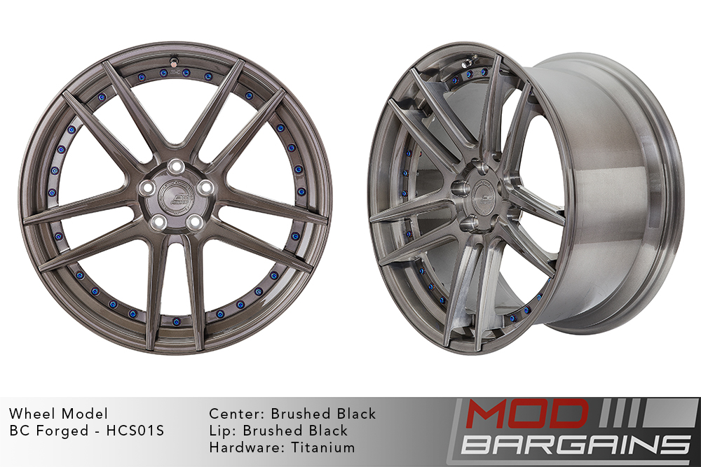 BC Forged Modular HCS01 Wheels Modbargains