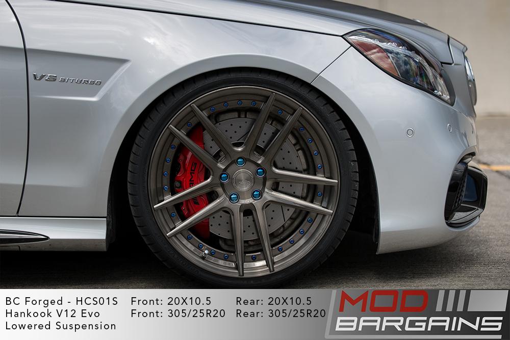 Mercedes Benz BC Forged HCS01 Wheels Modbargains
