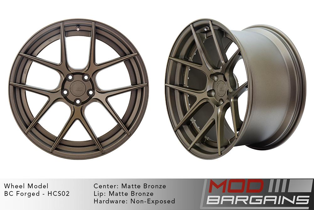 BC Forged Modular HCS02 Wheels Modbargains