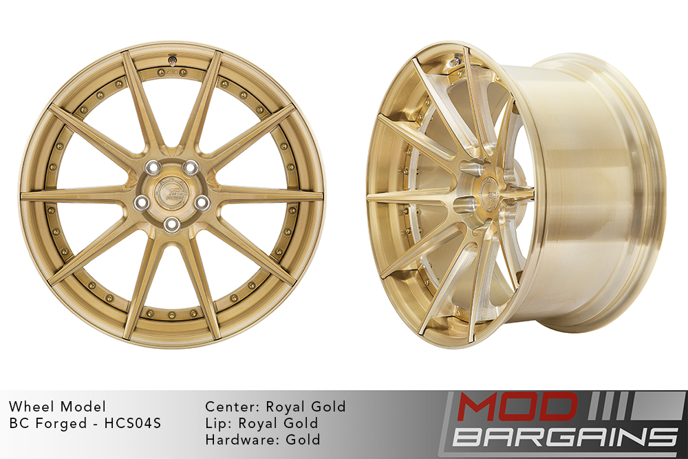 BC Forged Modular HCS04 Wheels Modbargains
