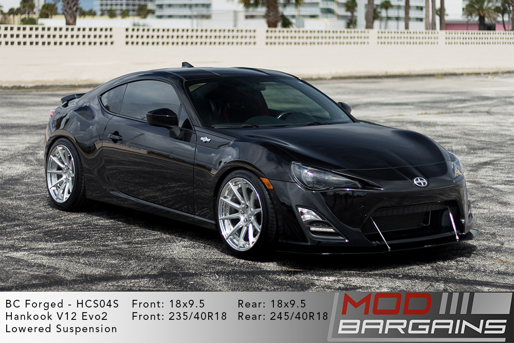 Scion FRS BC Forged HCS04 Wheels Modbargains
