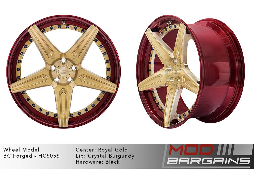 BC Forged Modular HCS05 Wheels Modbargains