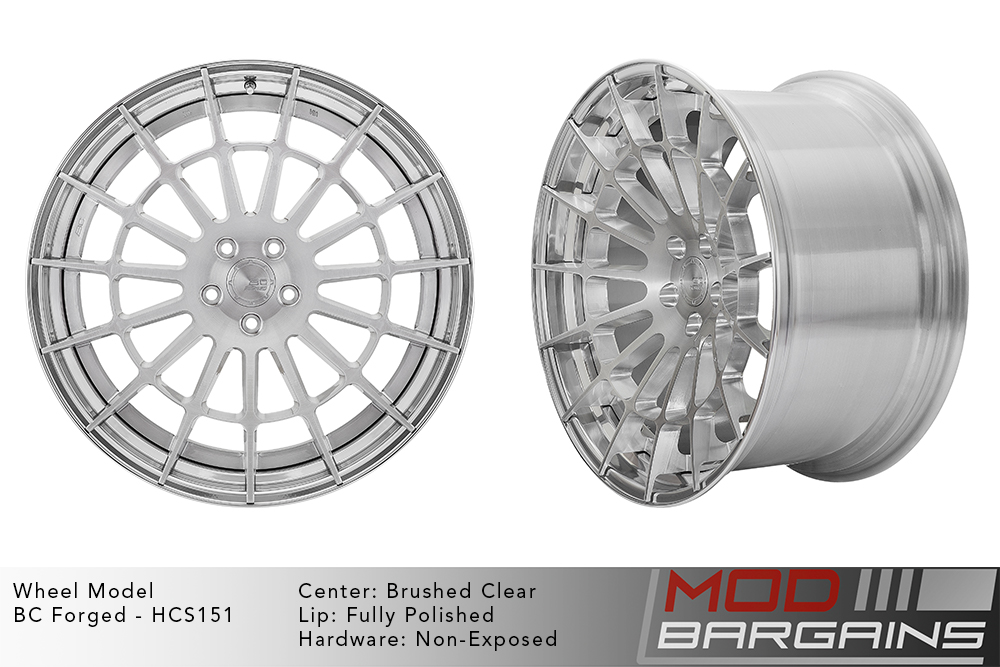 BC Forged Modular HCS151 Wheels Modbargains