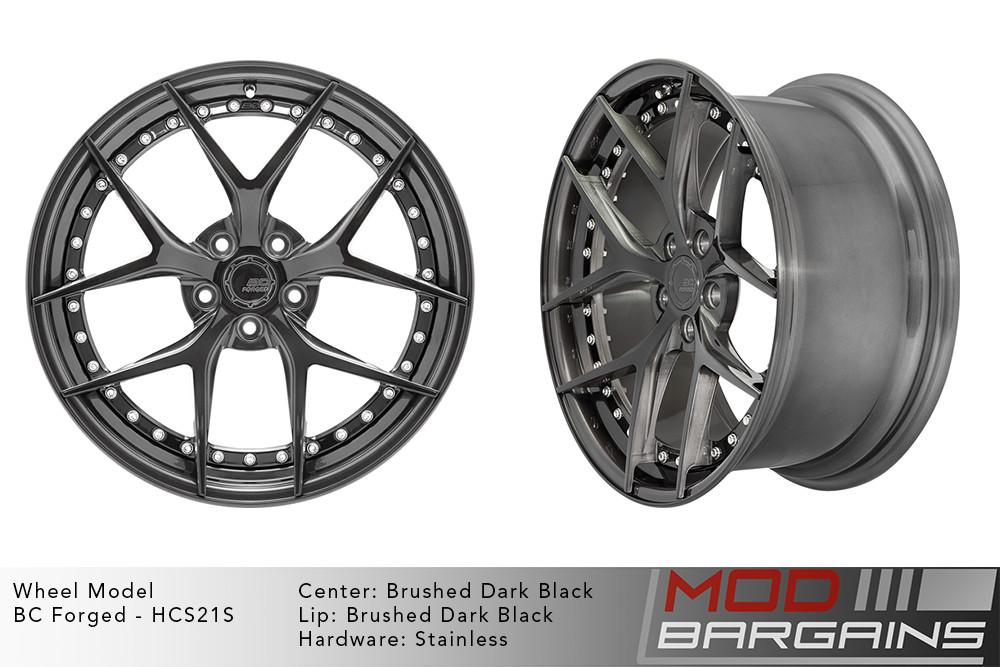 BC Forged Modular HCS21 Wheels Modbargains