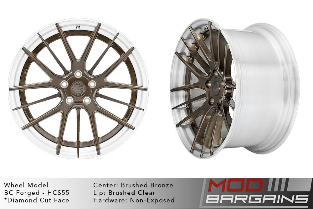 BC Forged Modular HCS55 Wheels Modbargains