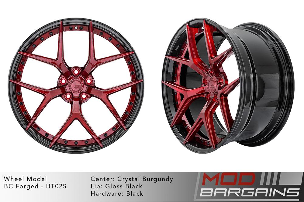 BC Forged Modular HT02 Wheels Modbargains