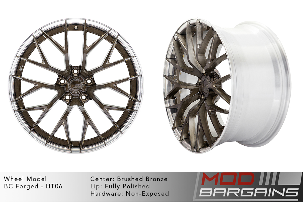 BC Forged Modular HT06 Wheels Modbargains