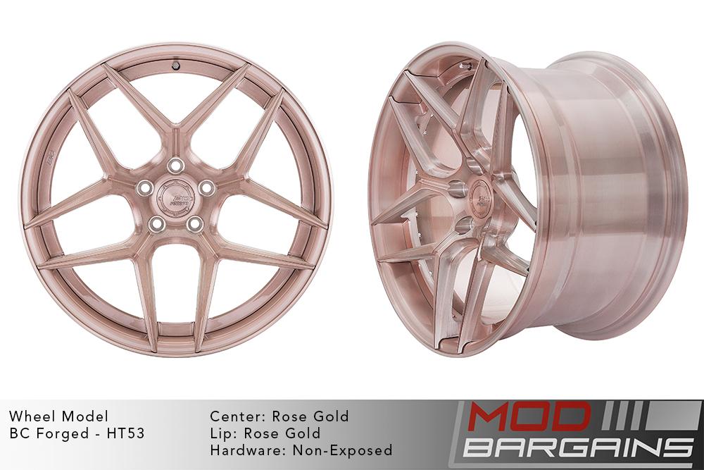 BC Forged Modular HT53 Wheels Modbargains