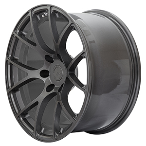 BC Forged HW16 Monoblock Wheel Gloss Gunmetal