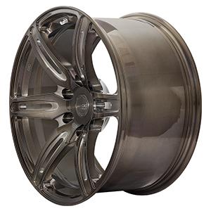 BC Forged HW26 Monoblock Wheel Brushed Bronze