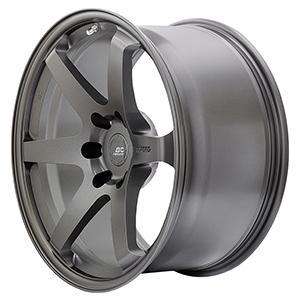 BC Forged HW56 Monoblock Wheel Matte Gunmetal