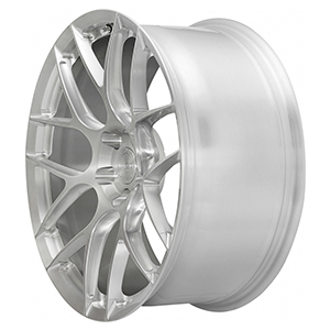 BC Forged KL12 Monoblock Wheel Brushed Clear