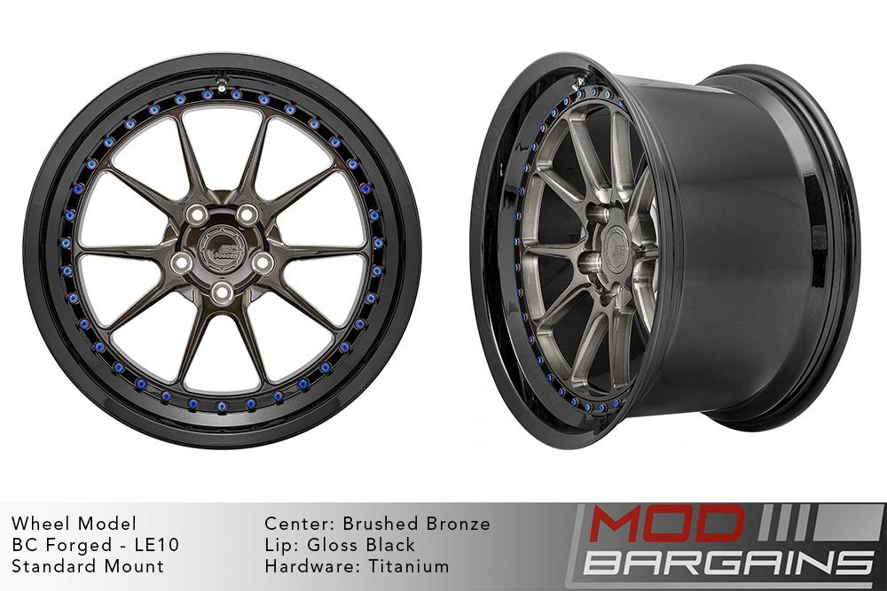 BC Forged Modular LE10 Wheels Modbargains