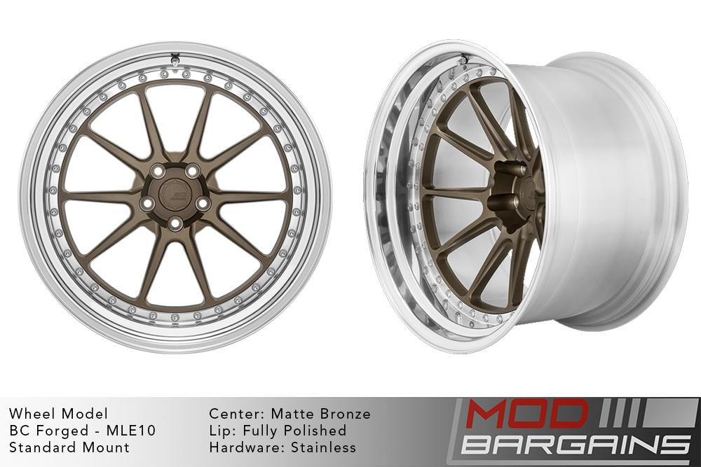 BC Forged Modular MLE10 Wheels Modbargains