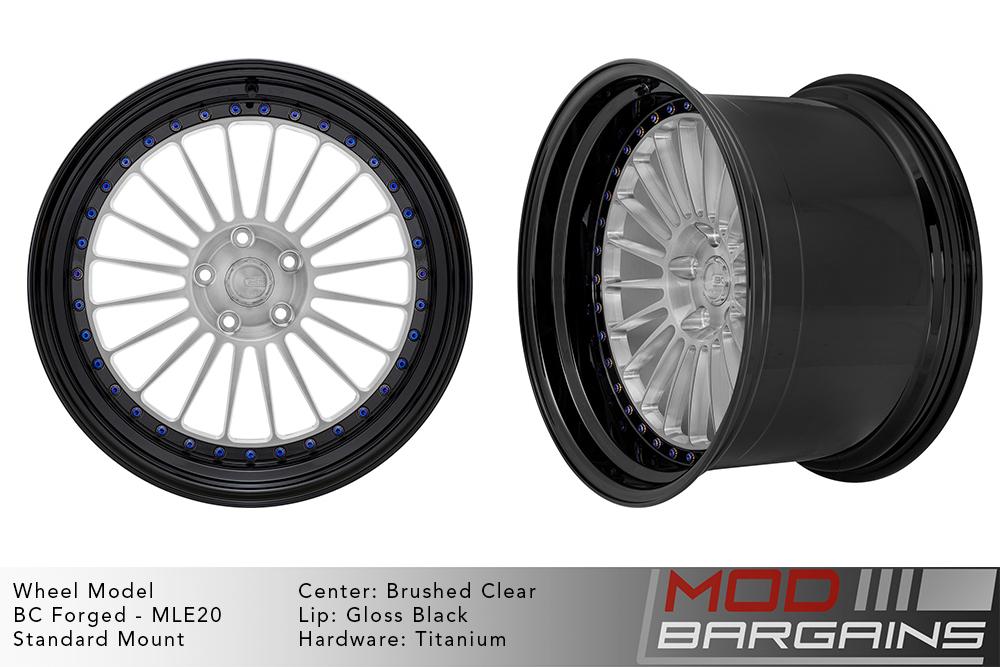 BC Forged Modular LE20 Wheels Modbargains