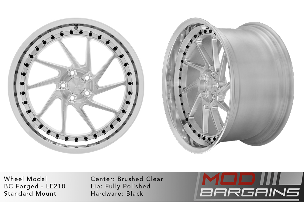 BC Forged Modular LE210 Wheels Modbargains