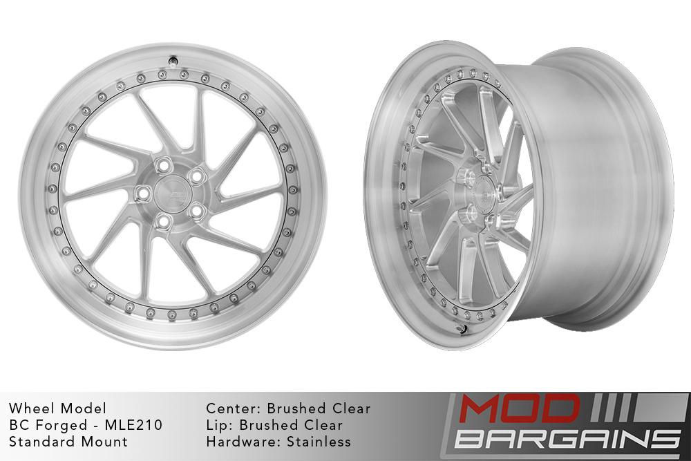 BC Forged Modular MLE210 Wheels Modbargains