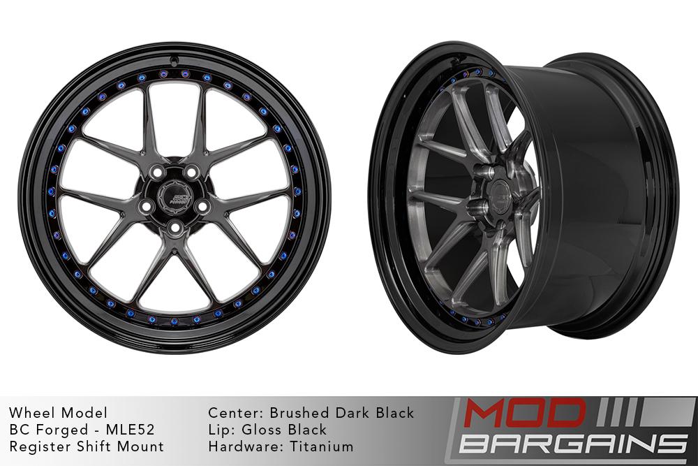 BC Forged Modular MLE52 Wheels Modbargains
