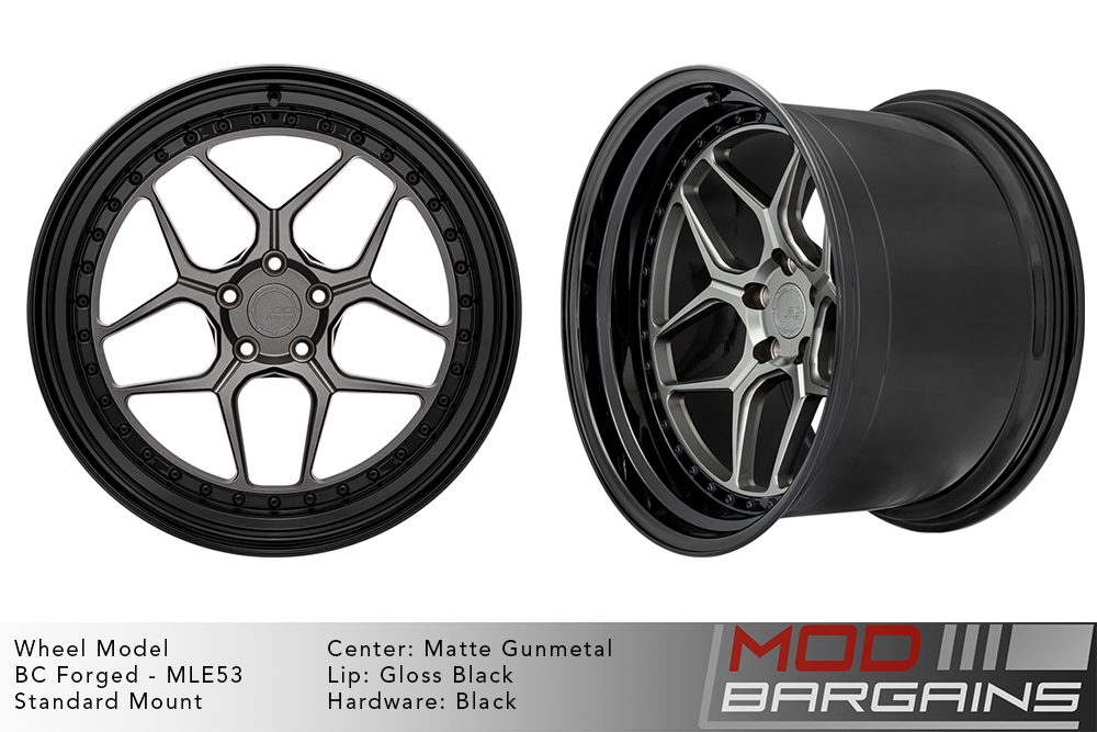 BC Forged Modular MLE53 Wheels Modbargains
