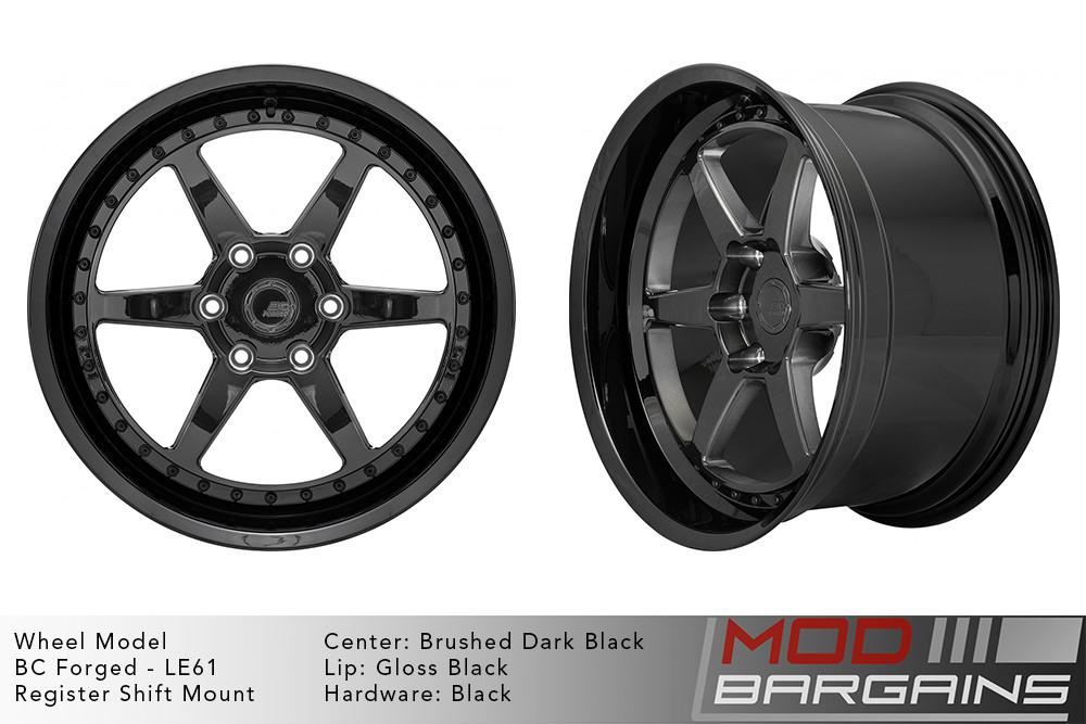 BC Forged Modular LE61 Wheels Modbargains
