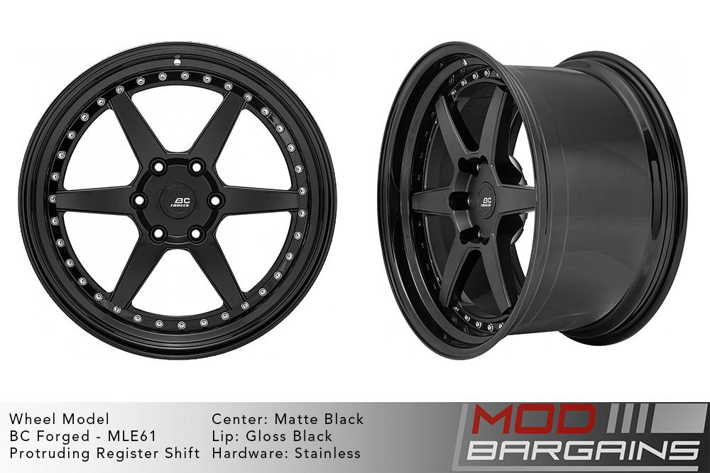 BC Forged Modular MLE61 Wheels Modbargains