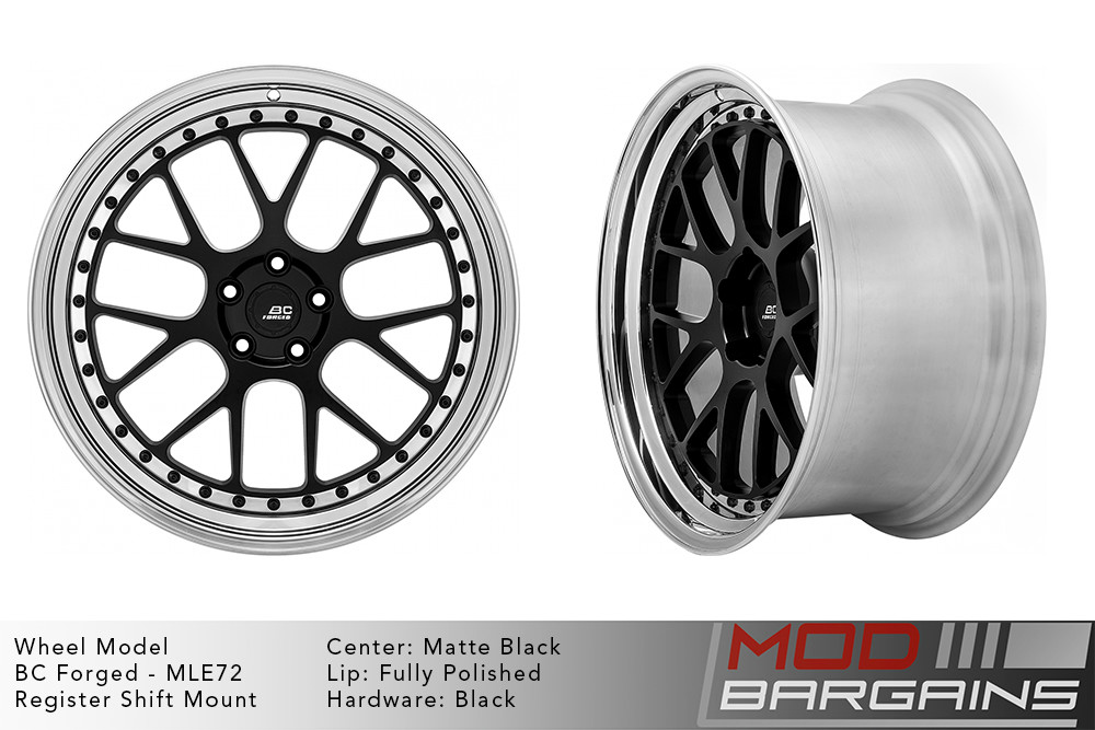BC Forged Modular MLE72 Wheels Modbargains
